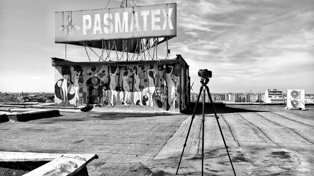 making-of fisart street art hyperlapse timisoara by popotam productions video agency nikon pasmatex