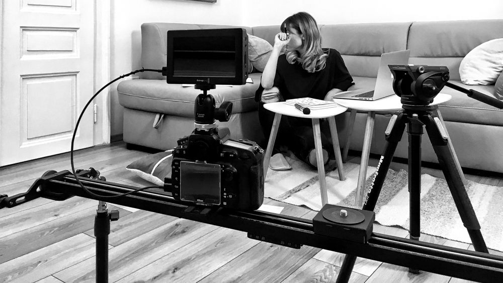 making-of meet our team by popotam productions video agency