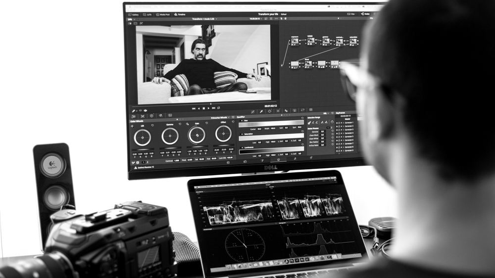 costin marian color grading popotam productions video agency