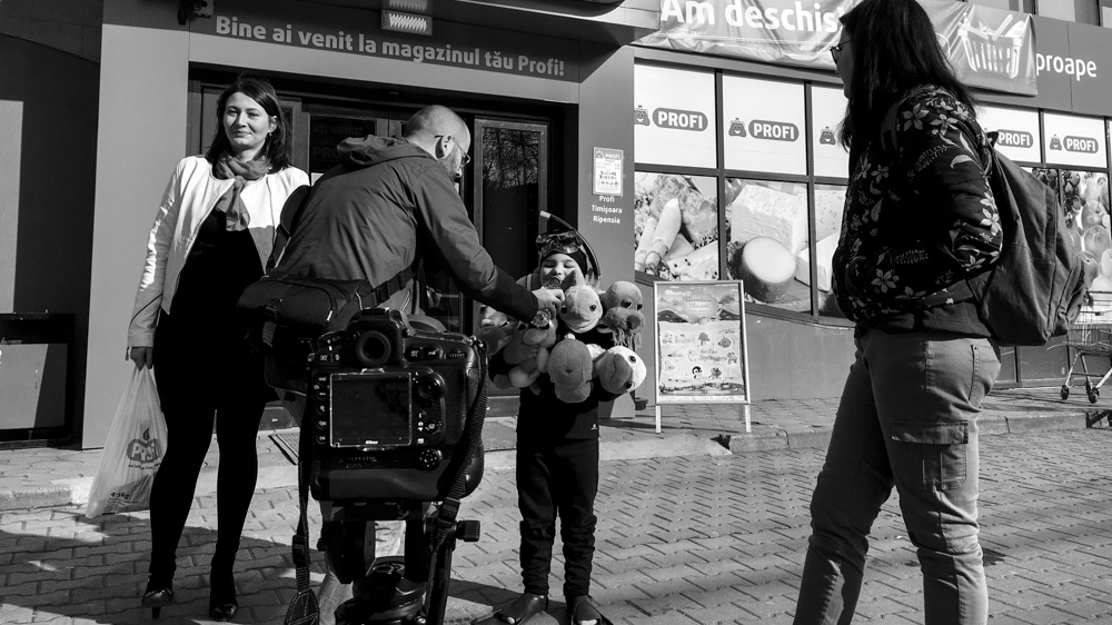 making-of profi acvaticii plusati by popotam productions video agency timisoara