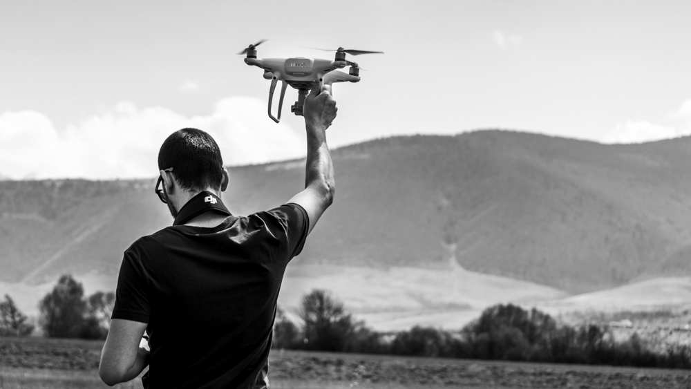costin marian drone dji phantom 4 pro plus popotam productions video agency