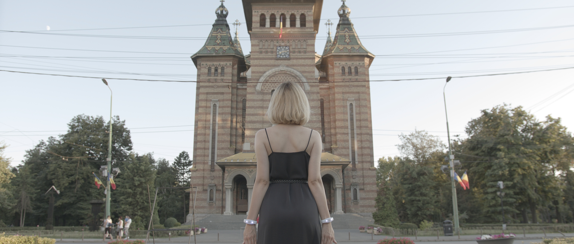 iulius town timisoara guinness world records commercial by popotam productions video agency before color grading