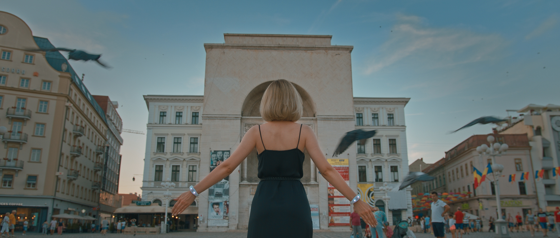 iulius town timisoara guinness world records commercial by popotam productions video agency after color grading