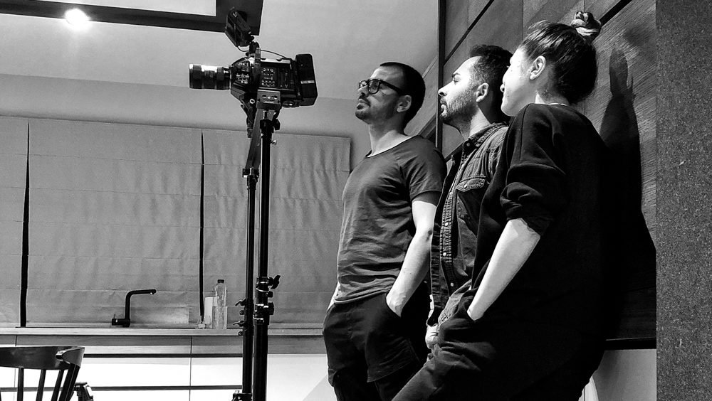 making-of mario stoica design compass house commercial by popotam productions video agency