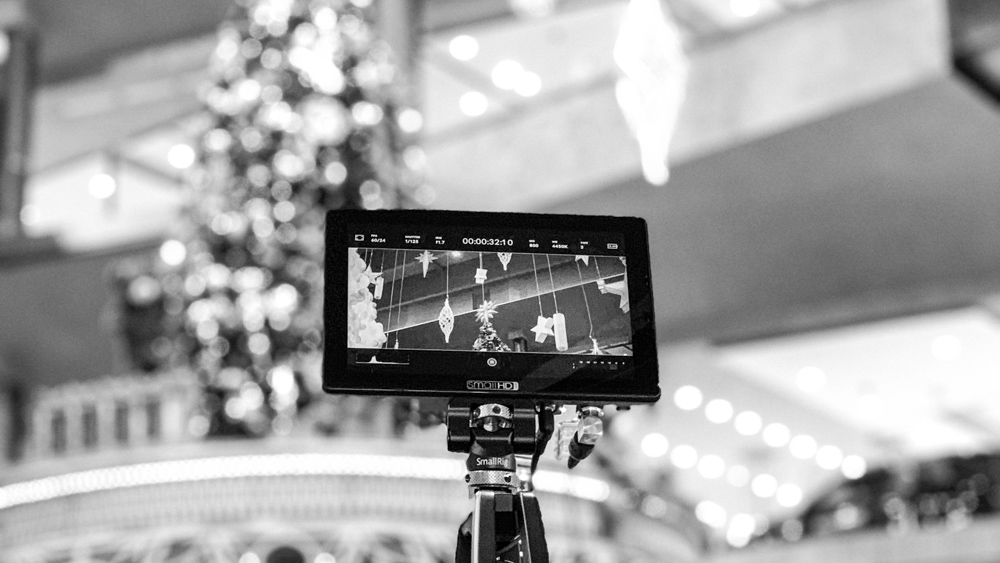 making-of iulius town teddy christmas by popotam productions video agency timisoara tree