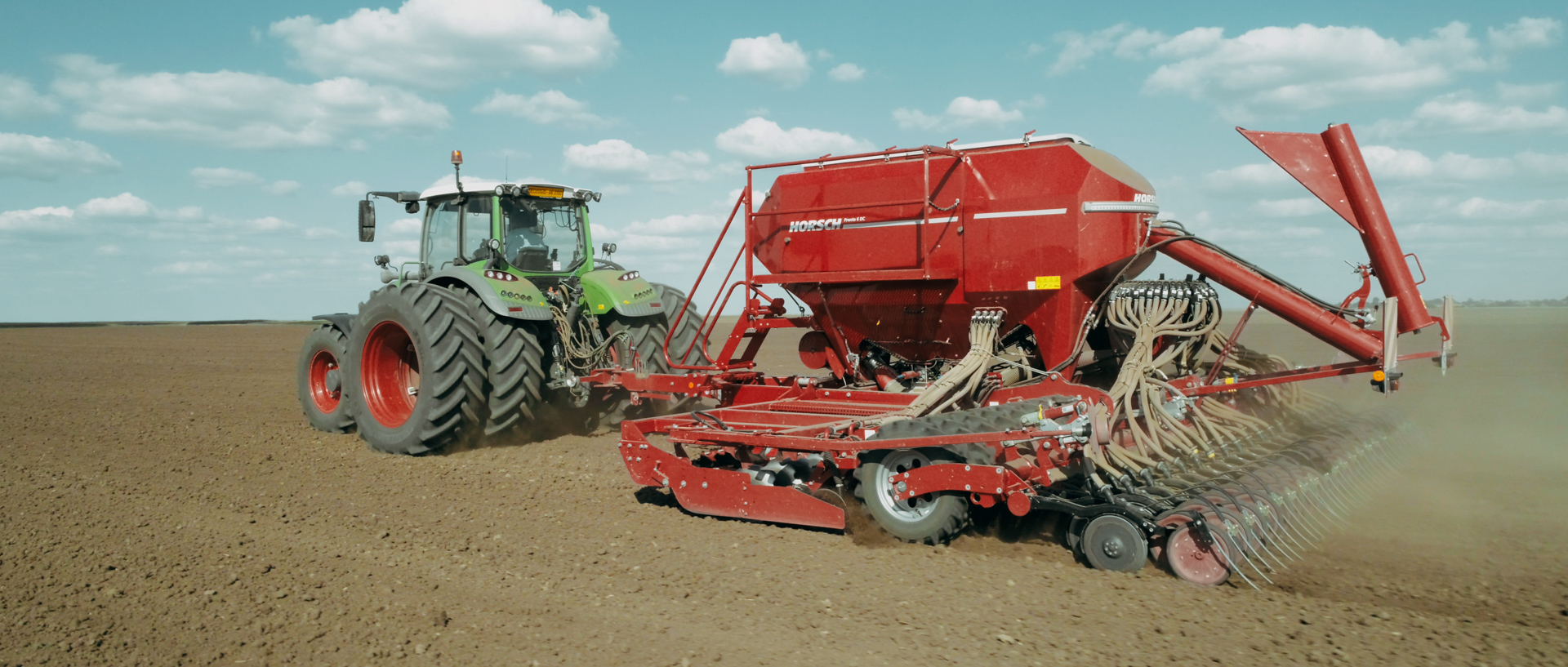 fendt tractor horsch mewi services video by popotam productions video agency timisoara after color grading